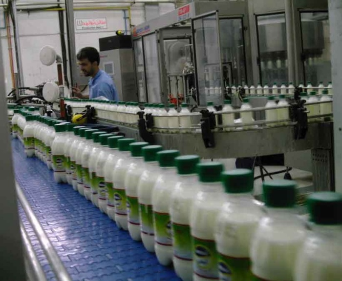 کارخانه تولید کفیر