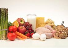 مواد غذائی سالم